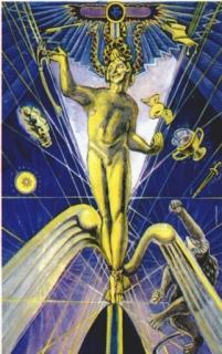 Аллегории и символика в Таро - Таро - Магическая Лаборатория